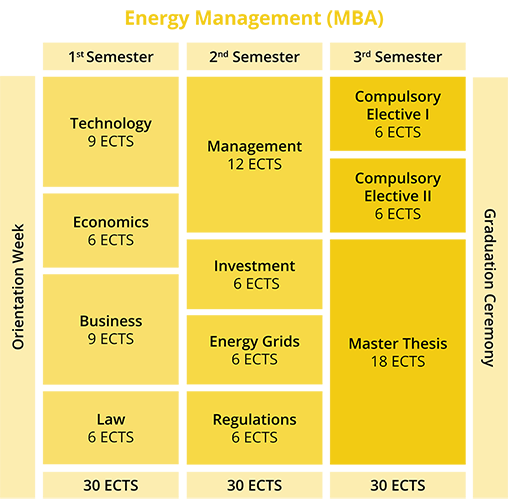 Energy management Energy Management MBA